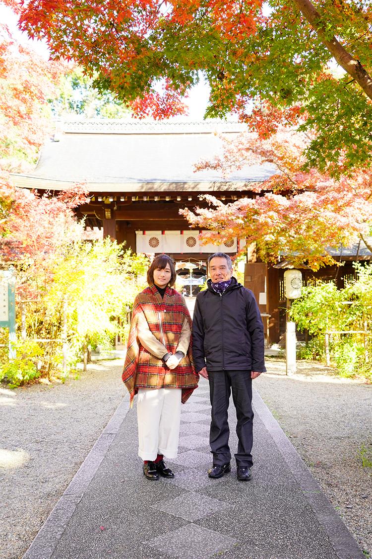 ちょこっと 京都 に 住ん で みた