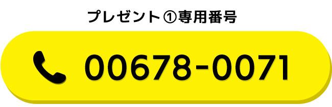 TEL:00678-0071
