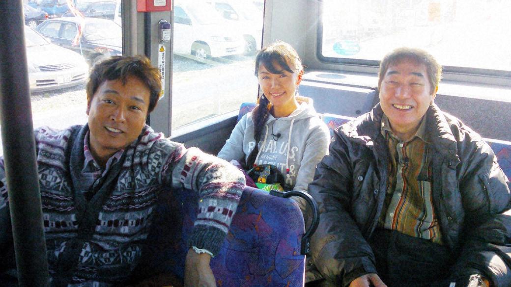 旅 の バス 路線 乗り継ぎ